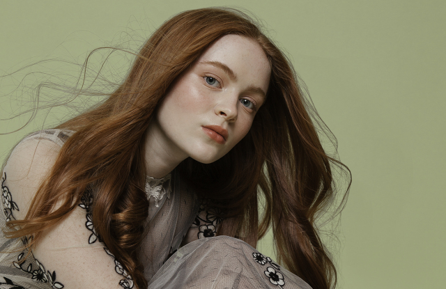 Atriz Sadie Sink de Stranger Things é Vegan
