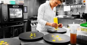 Vegetarian restaurant ONA receives a Michelin star in France for